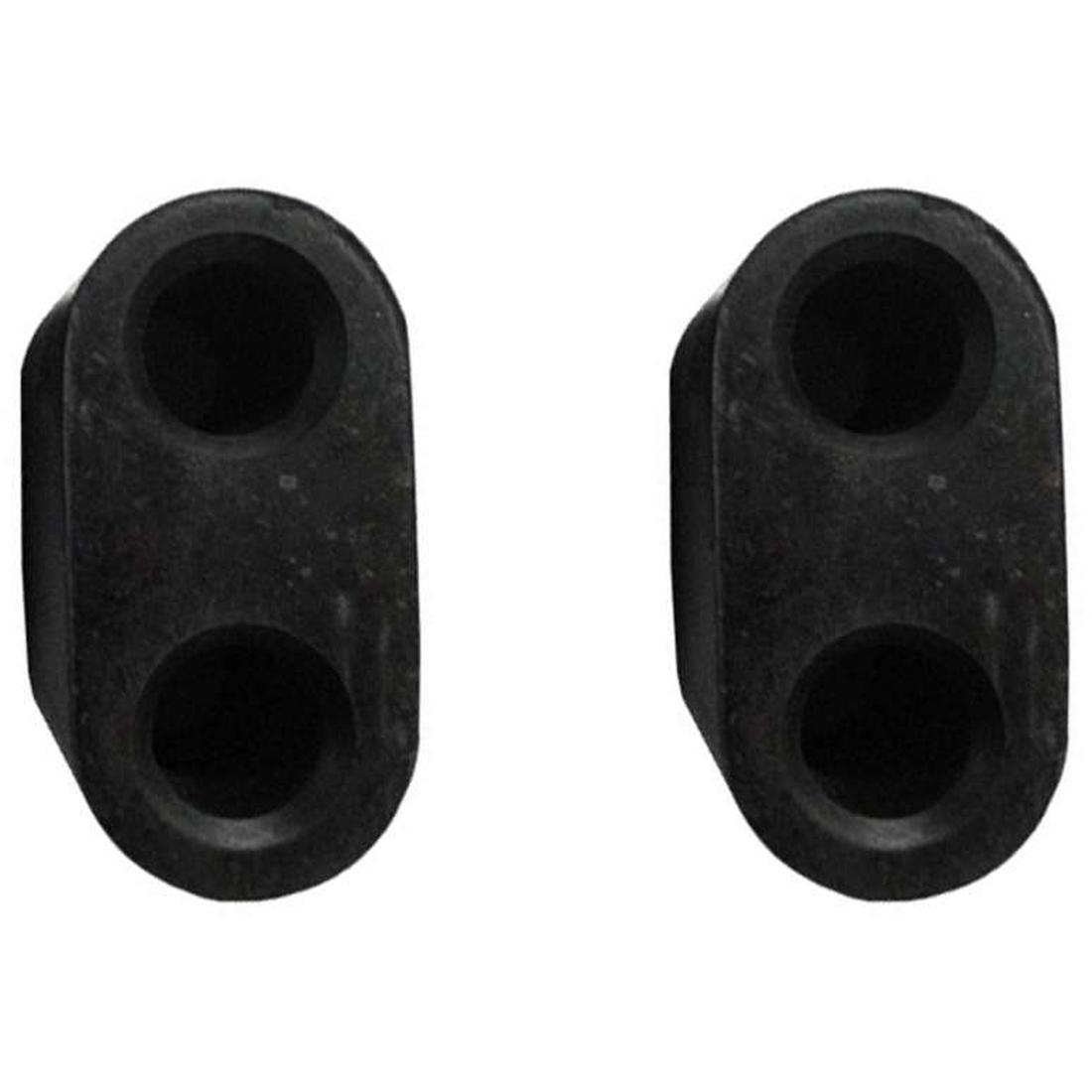 2 x Exhaust Rubber Hanger for Holden VT-VZ Commodore image
