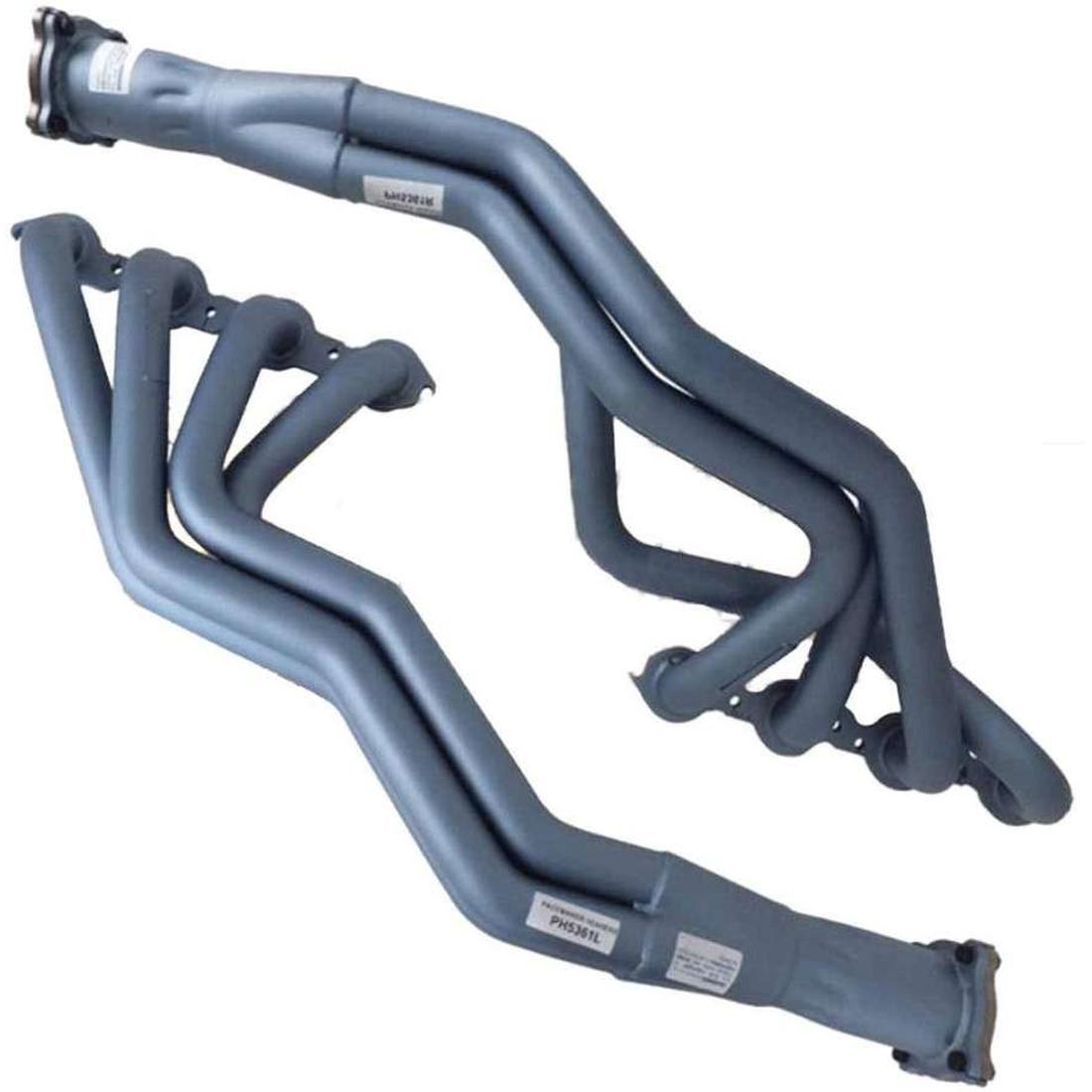 "Commodore VT VX VU VY VZ 5.7L Tuned 1 3/4"" Prim Pipes Pacemaker Extractors / Headers image"