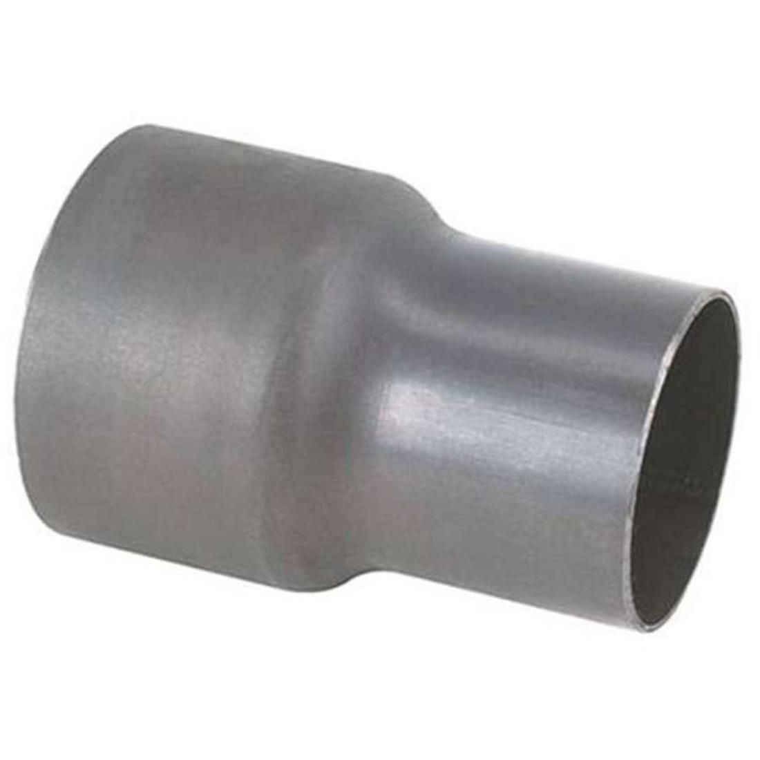 "EXHAUST PIPE REDUCER 2.5"" 63MM - 3"" 76MM MILD STEEL image"