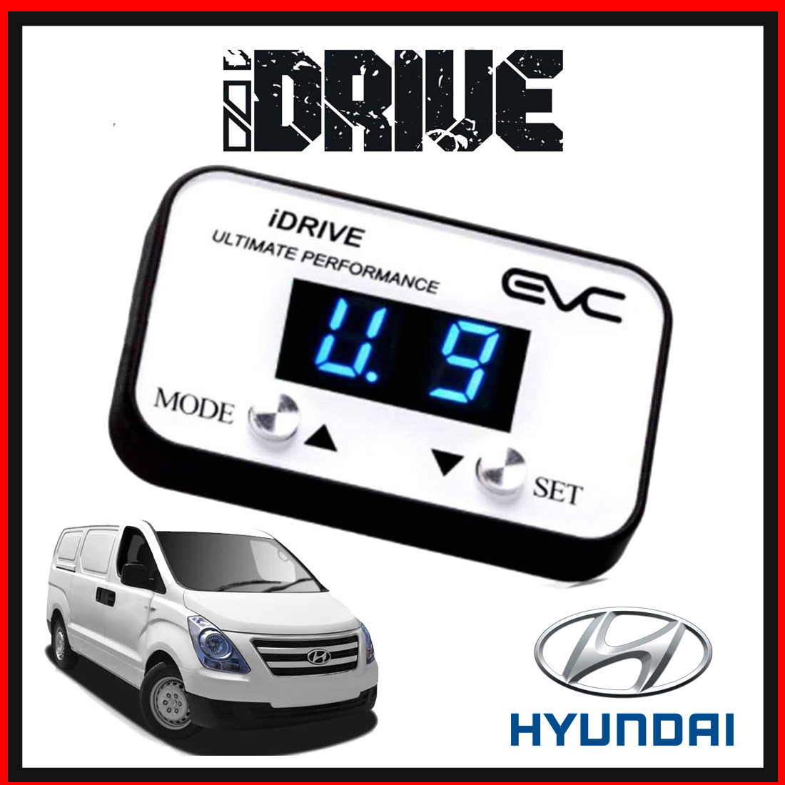 iDrive Windbooster Throttle Controller (Hyundai) image