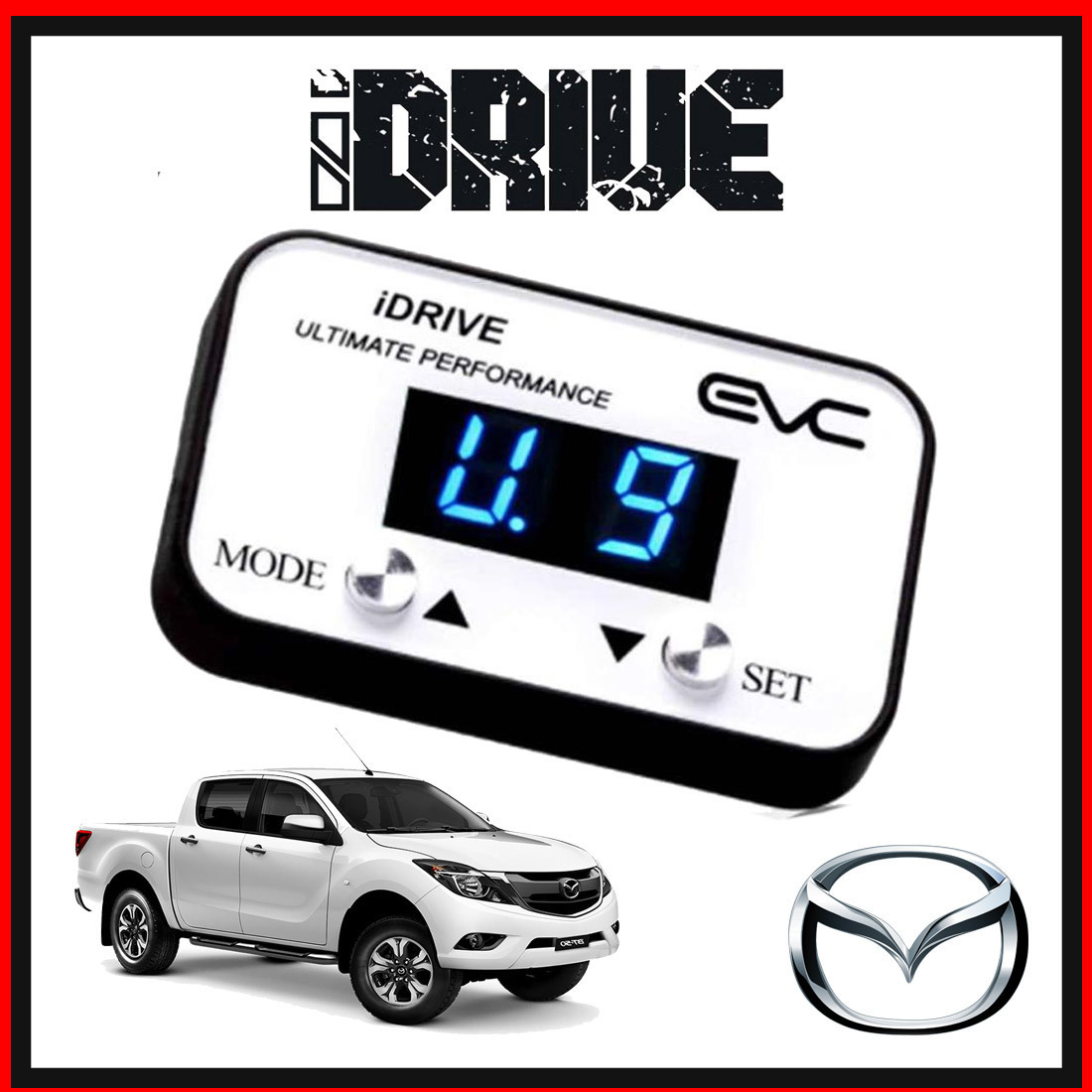 iDrive Windbooster Throttle Controller (Mazda) image