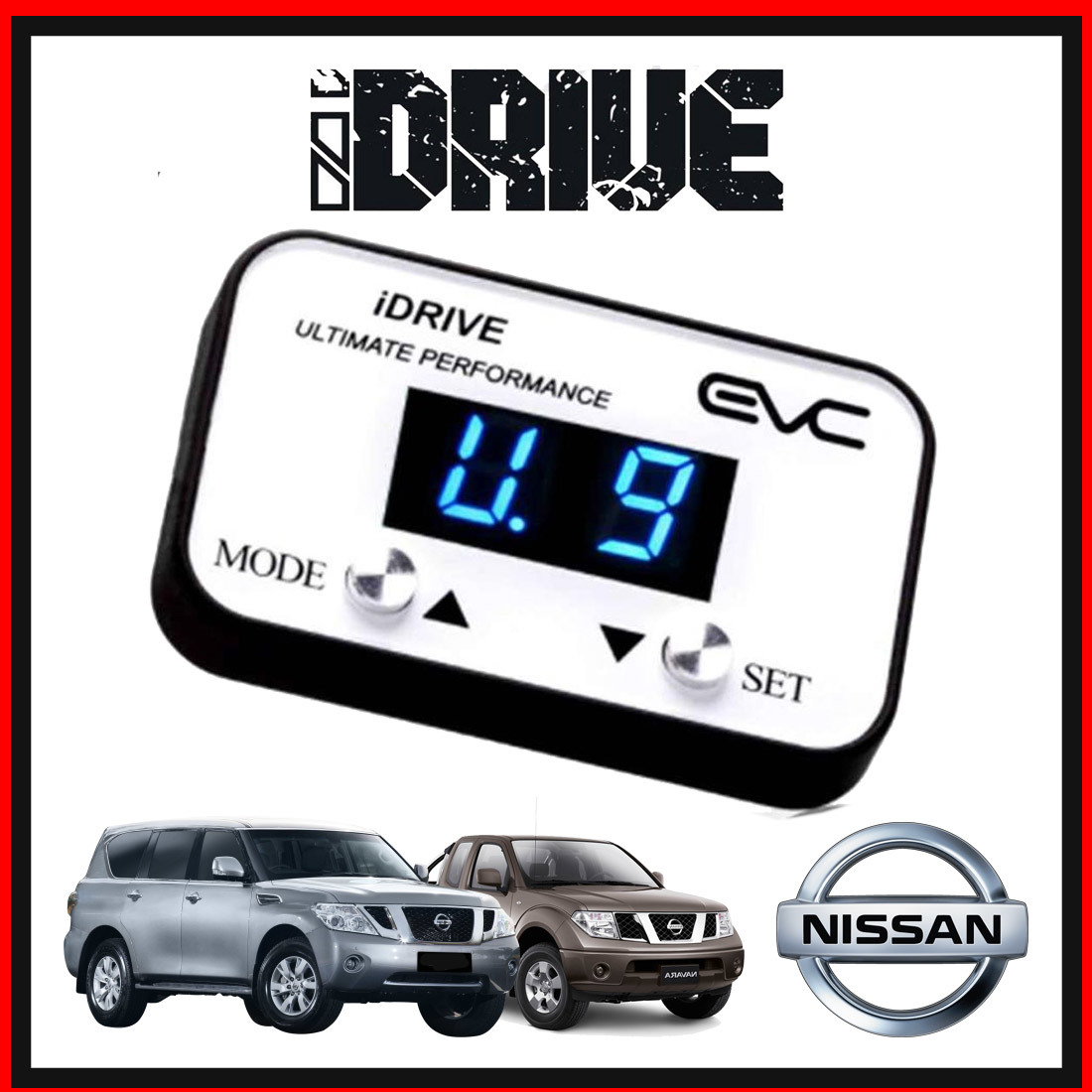 iDrive Windbooster Throttle Controller (Nissan) image